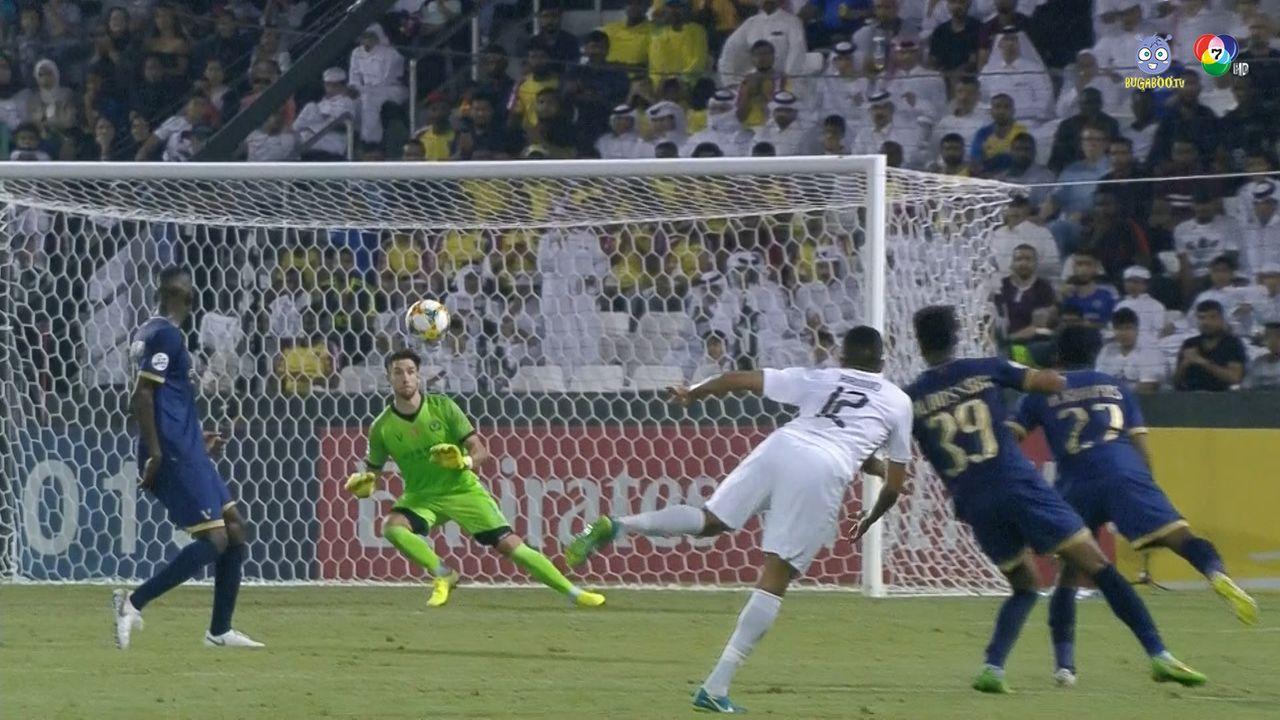 ไฮไลต์ อัล ซาดด์ 3-1 อัล นาสเซอร์ ฟุตบอลเอเอฟซี แชมเปียนส์ลีก 2019
