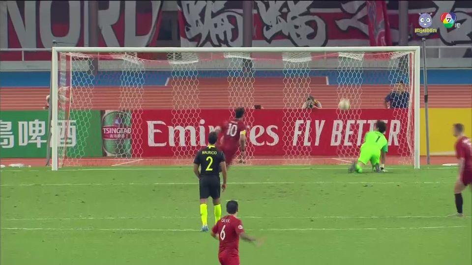 ไฮไลต์ เซี่ยงไฮ้ เอสไอพีจี 2-2 อูราวะ เรด ไดมอนส์ ฟุตบอลเอเอฟซี แชมเปียนส์ลีก 2019