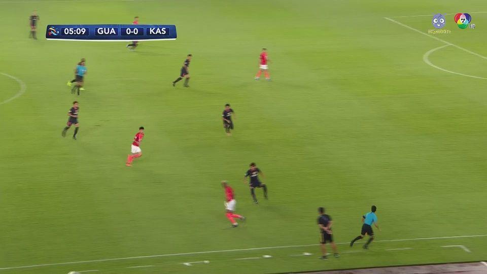 กว่างโจว เอเวอร์แกรนด์ 0-0 คาชิมา แอนท์เลอร์ส ฟุตบอลเอเอฟซี แชมเปียนส์ลีก 2019 คลิป 1/2