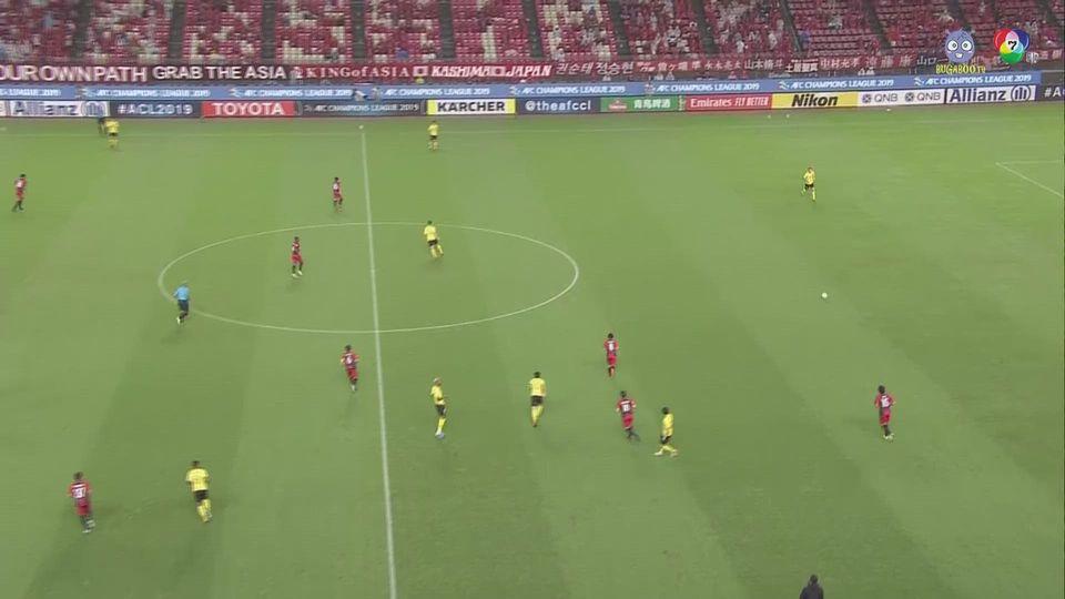 คาชิมา แอนท์เลอร์ส 1-1 กว่างโจว เอเวอร์แกรนด์ ฟุตบอลเอเอฟซี แชมเปียนส์ลีก 2019 คลิป 1/2