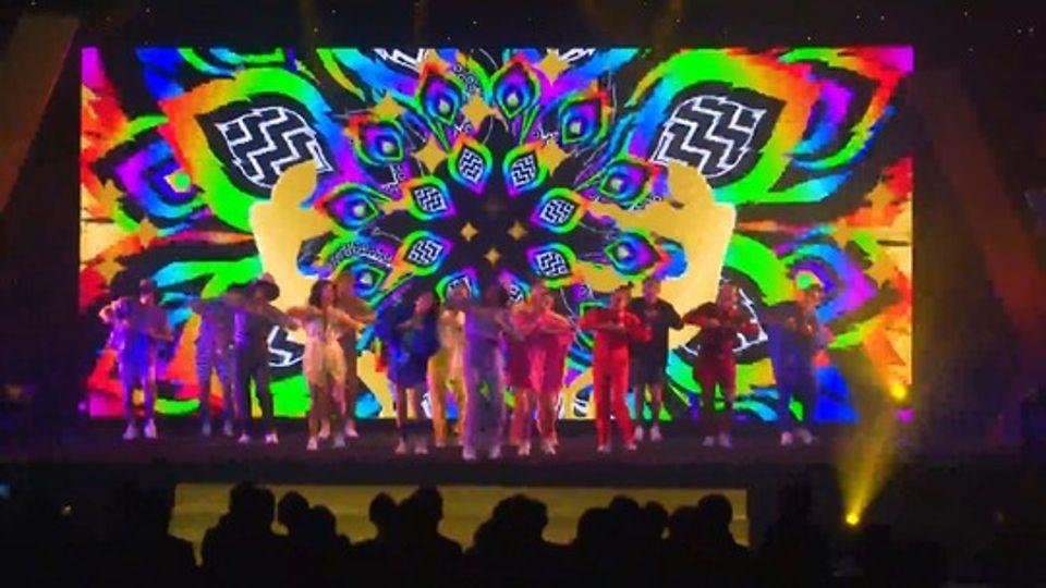 'ซีดี กันต์ธีร์' โชว์ 'มิติใหม่ของกินรีไทย' ในงาน 'กินรี Showcase 2019'