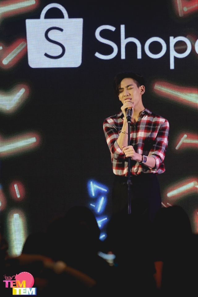 (PIC) Shopee BamBam Homecoming