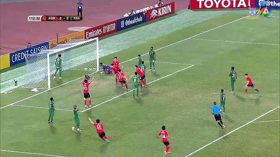 เกาหลีใต้ 1-0 ซาอุดีอาระเบีย ฟุตบอล U23 ชิงแชมป์เอเชีย 2020 คลิป 3/3 (ต่อเวลาพิเศษ)