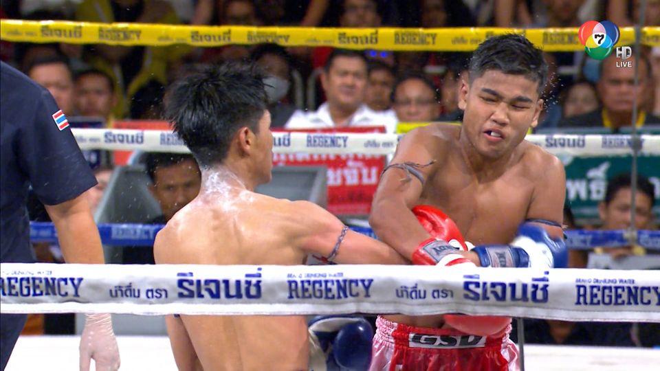 มวยไทย7สี 16 ก.พ.63 ยอดเพชร ส.สปาร์คยิม vs เพชรปิยะ เพชรเจริญ
