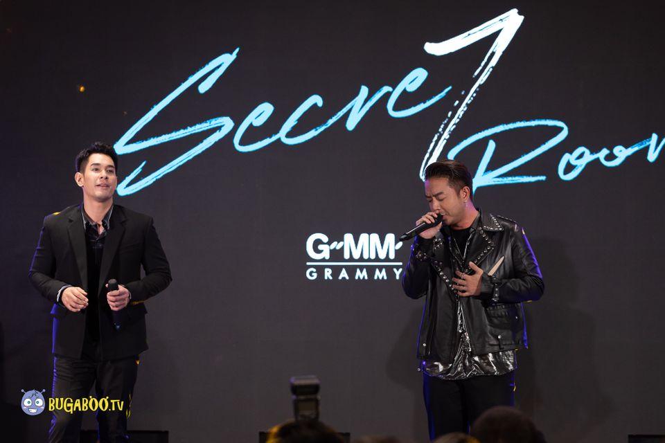 #039;มิน พีชญา - เบล สุพล#039; นำทีมแถลงข่าวเปิดตัวอัลบั้ม #039;Secre7 Room#039; โปรเจ็กต์ร่วม GMM X CH7HD