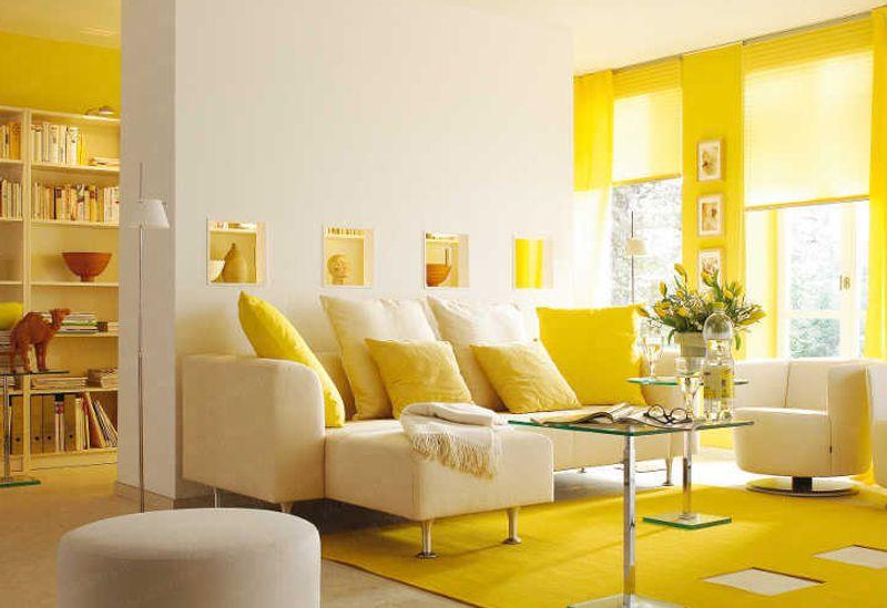 เสริมพลังฮวงจุ้ยบ้าน ให้เจริญมั่งคั่งรุ่งเรืองด้วยสีเหลือง