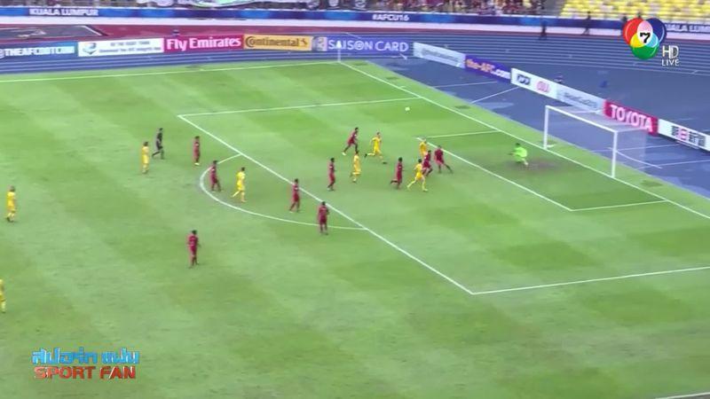 ออสเตรเลีย ควง เกาหลีใต้ เข้ารอบรองฯ U-16 ชิงแชมป์เอเชีย พร้อมคว้าสิทธิ์ไปเยาวชนโลก ยู-17 ที่เปรู