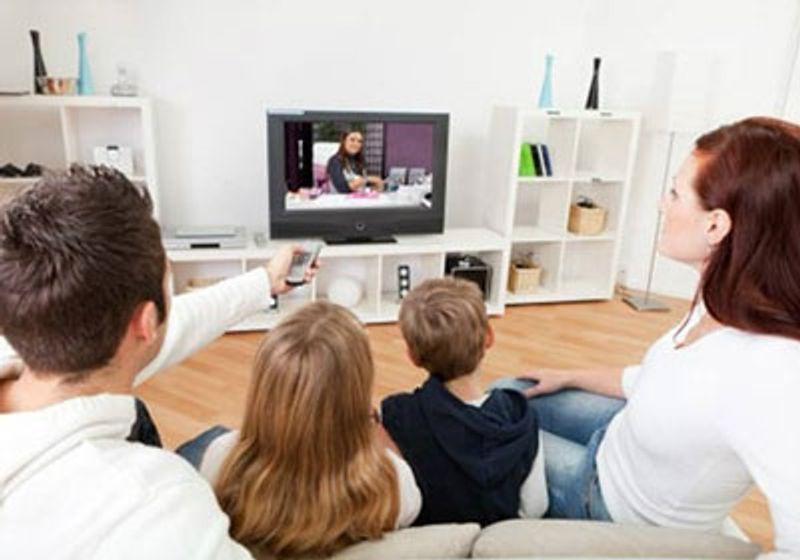 ทายใจทายนิสัย จากการดูทีวี
