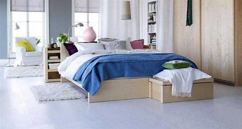 12 วิธีบอกลาไรฝุ่นจากห้องนอน