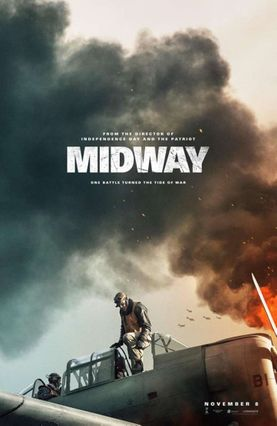 ตัวอย่างหนัง MIDWAY อเมริกา ถล่ม ญี่ปุ่น