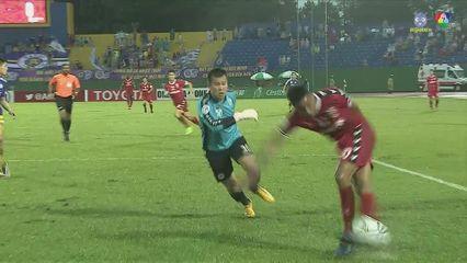 ฟุตบอลเอเอฟซี คัพ 2019 Binh Duong 0-1 Hanoi FC คลิป 1/2