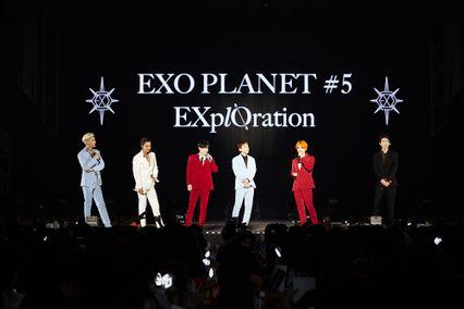 SM True พาร่วมสำรวจอวกาศนิรนามไปกับราชาแห่งเค-ป๊อป 'EXO'