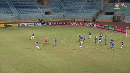 ฟุตบอลเอเอฟซี คัพ 2019 Hanoi FC 3-2 Altyn Asyr คลิป 1/2