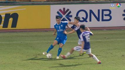 ฟุตบอลเอเอฟซี คัพ 2019 Hanoi FC 3-2 Altyn Asyr คลิป 2/2