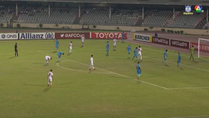 ฟุตบอลเอเอฟซี คัพ 2019 Abahani Limited Dhaka 4-3 4.25 SC คลิป 2/2