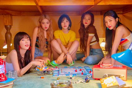 'Red Velvet' พิสูจน์พลังซัมเมอร์ควีน พาอัลบั้มใหม่ พร้อมเพลงเปิดตัว 'Umpah Umpah' ครองอันดับ1