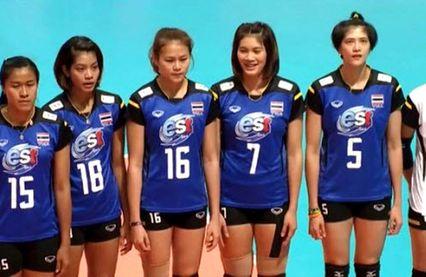 ไทย ดวล! เกาหลีใต้ , อิหร่าน โปรแกรม วอลเลย์บอลหญิงชิงแชมป์เอเชีย 2019 รอบสอง