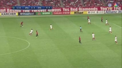 อูราวะ เรด ไดมอนด์ส 1-1 เซี่ยงไฮ้ เอสไอพีจี ฟุตบอลเอเอฟซี แชมเปียนส์ลีก 2019 คลิป 1/2