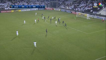 อัล ซาดด์ 3-1 อัล นาสเซอร์ ฟุตบอลเอเอฟซี แชมเปียนส์ลีก 2019 คลิป 1/2