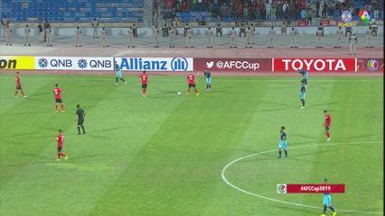 ฟุตบอลเอเอฟซี คัพ 2019 Al Jazeera 0-0 Al Ahed คลิป 1/2