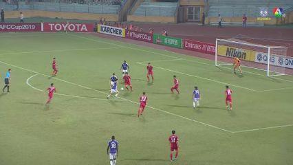 ฟุตบอลเอเอฟซี คัพ 2019 Hanoi FC 2-2 4.25 SC คลิป 1/2