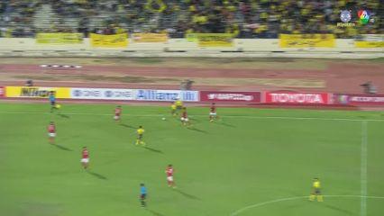 ฟุตบอลเอเอฟซี คัพ 2019 Al Ahead 1-0 Al Jazeera คลิป 2/2