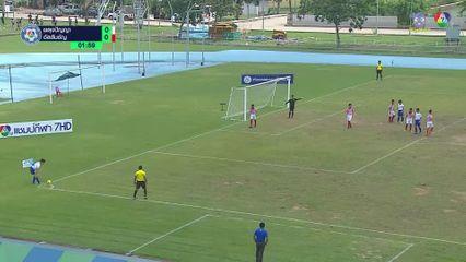 ผดุงปัญญา 0-2 อัสสัมชัญ ฟุตบอลแชมป์กีฬา 7HD 2019 รอบคัดเลือก 1/2