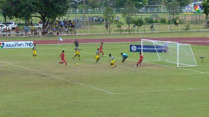 อัสสัมชัญธนบุรี 8-1 วิสุทธรังษี จังหวัดกาญจนบุรี ฟุตบอลแชมป์กีฬา 7HD 2019 รอบคัดเลือก 1/2