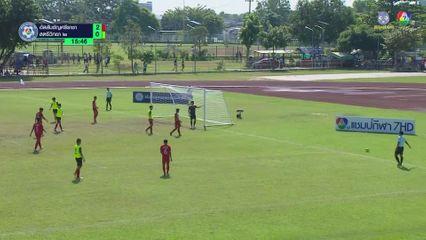 อัสสัมชัญศรีราชา 5-1 สตรีวิทยา ๒ ฟุตบอลแชมป์กีฬา 7HD 2019 รอบคัดเลือก 1/2