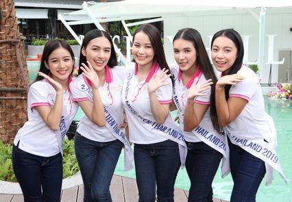 เปิดโฉม 40 สาวมิสทีนไทยแลนด์ 2019 บายเฮลโล พลิกโฉมรอบตัดสิน 30 ต.ค.นี้ !!