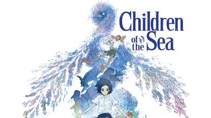 รีวิวหนัง Children Of The Sea รุกะผจญภัยโลกใต้ทะเล