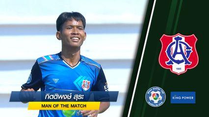 Man of the Match | กิตติพงษ์ สุระ | ฟุตบอลแชมป์กีฬา 7HD 2019 รอบสุดท้าย