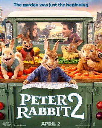 ตัวอย่างหนัง Peter Rabbit 2 The Runaway ปีเตอร์ แรบบิท 2