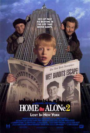 ตัวอย่างหนัง Home Alone 2: Lost in New York