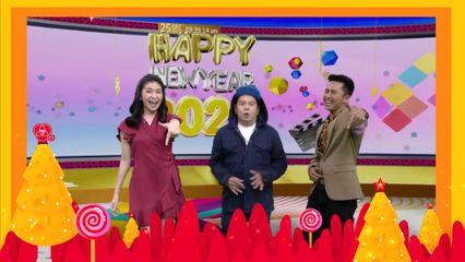 สนามข่าวบันเทิง | ส่งสุขปีใหม่จากใจ 7HD | มองให้สุข สนุกรับปี 2020