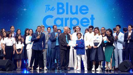 บรรยากาศงาน The Blue Carpet Show for UNICEF ครั้งที่ 2