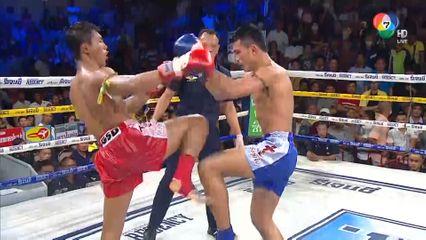 มวยไทย7สี 9 ก.พ.63 เหนือธรณี สามชัยวิเศษสุก vs รุ่งแสงตะวัน ส.พาราษฎร์