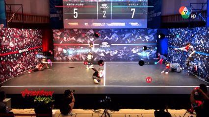 เปิดตัว HADO เกมกีฬาใหม่เอาใจสาย E-Sport ตอน 1 [เจาะสนาม Weekly]