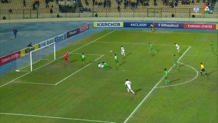 อัล-ซอว์รา 0-1 อัล วาห์ดา ฟุตบอลเอเอฟซี แชมเปียนส์ลีก 2020 คลิป 1/2