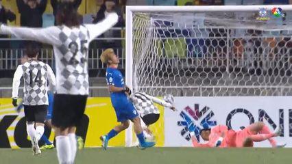 ไฮไลต์ ซูวอน บลูวิงส์ 0-1 วิสเซล โกเบ ฟุตบอลเอเอฟซี แชมเปียนส์ลีก 2020