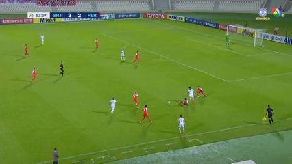 อัล ชาร์จาห์ 2-2 เปอร์เซโปลิส ฟุตบอลเอเอฟซี แชมเปียนส์ลีก 2020 คลิป 2/2