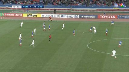 โยโกฮามา เอฟ มารินอส 4-0 ซิดนีย์ เอฟซี ฟุตบอลเอเอฟซี แชมเปียนส์ลีก 2020 คลิป 1/2