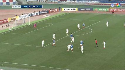 โยโกฮามา เอฟ มารินอส 4-0 ซิดนีย์ เอฟซี ฟุตบอลเอเอฟซี แชมเปียนส์ลีก 2020 คลิป 2/2