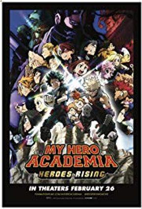 ตัวอย่างหนัง My Hero Academia: Heroes Rising
