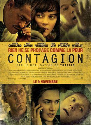 ตัวอย่างหนัง Contagion สัมผัสล้างโลก