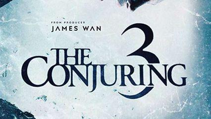 The Conjuring: The Devil Made Me Do It คนเรียกผี 3 เผยโปสเตอร์เรียกน้ำย่อย คอหนังสยองขวัญไม่ควรพลาด