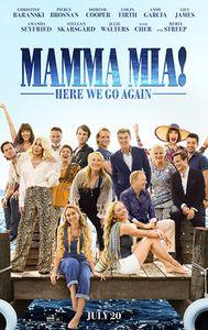รวมเพลงประกอบภาพยนตร์ Mamma Mia Here We Go Again