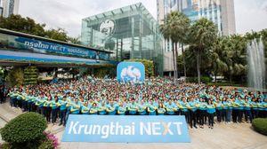 กรุงไทย NEXT ปะทุ Engagement Marketing ชวนพนักงานร่วมหมื่น สร้างปรากฏการณ์ NEXT กระหึ่มโซเชียล!