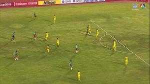 ฟุตบอลเอเอฟซี คัพ 2019 Al Ahed 0-0 Al Wehdat คลิป 2/2