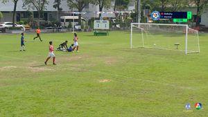 อัสสัมชัญ 3-3 สารวิทยา ฟุตบอลแชมป์กีฬา 7 สี 2018 รอบสุดท้าย 1/2